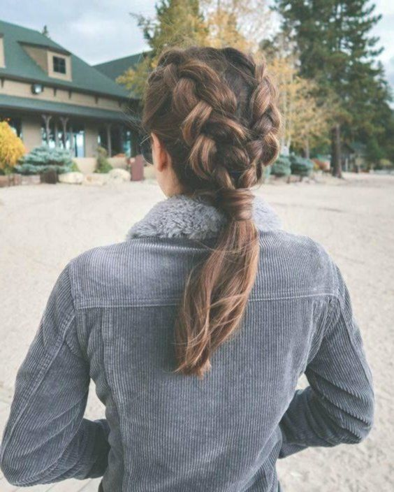 15 Seriously Gorgeous Hairstyles For Long Hair Gorgeous Hair Hairstyles Long Hair Styles Long Hair Styles Dutch Braid Hairstyles