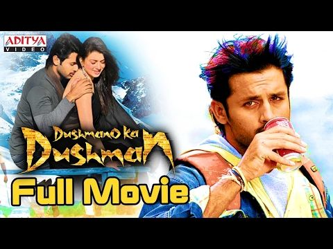 Dushmano Ka Dushman Hindi Dubbed Full Hd Movie Starring Nithin Hansika Motwani Aditya Movies Lodynt Com لودي نت فيديو شير