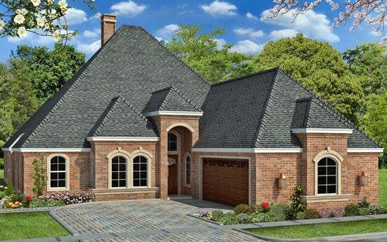 Houseplan 5445-00045