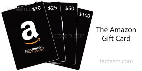 The Amazon Gift Card How To Redeem And Order An Amazon Gift Card Tecteem Amazon Gift Cards Amazon Gifts Gift Card