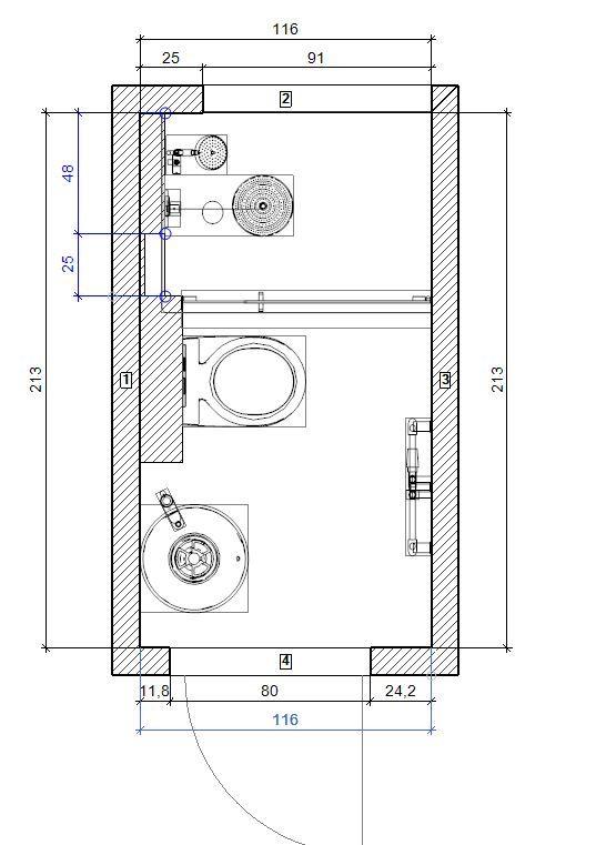 3 Qm Bad Einrichten Beispiele Ideen Baeder Seelig Bad Einrichten Kleines Bad Grundriss Mini Bad