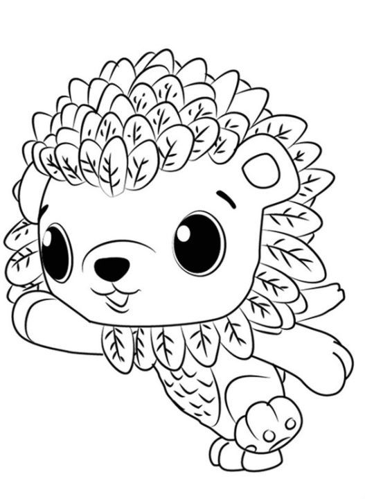 Hatchimals Coloring Page Coloring Pages Animal Quilts Free