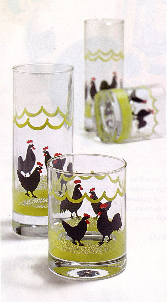 matching glassware for hahn und henne tableware by zeller. Black Bedroom Furniture Sets. Home Design Ideas