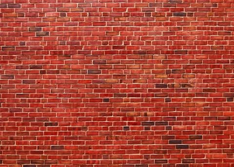 Kate Red Brick Wall Photography Backdrop Vintage Decoration Photo