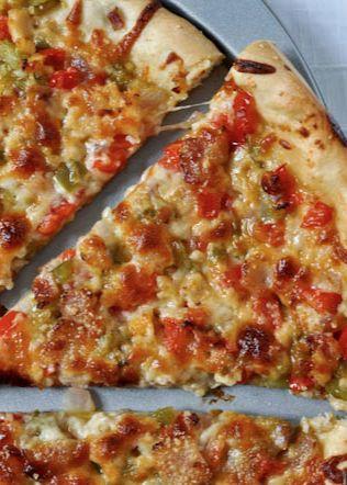 Clams Casino Pizza | howsweeteats.com