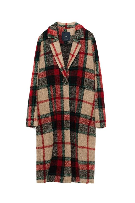 Best Winter Coats 2016: Affordable Women's Coats Under £300 | British Vogue
