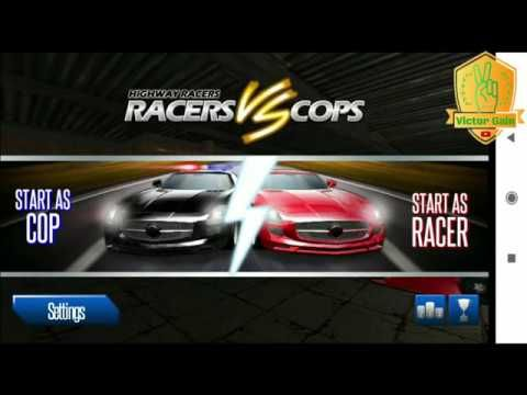 Racer Vs Cops Game Racer Vs Cops Mod Apk Racers Vs Police