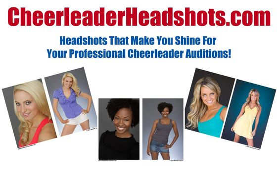 NFL & NBA Professional Headshots For Auditions