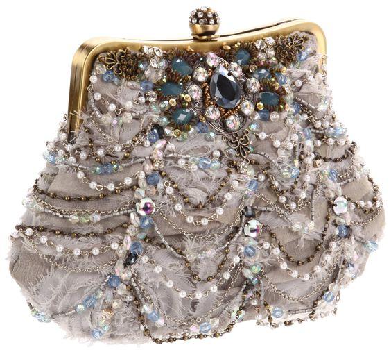 Mary Frances Luna Shoulder Bag