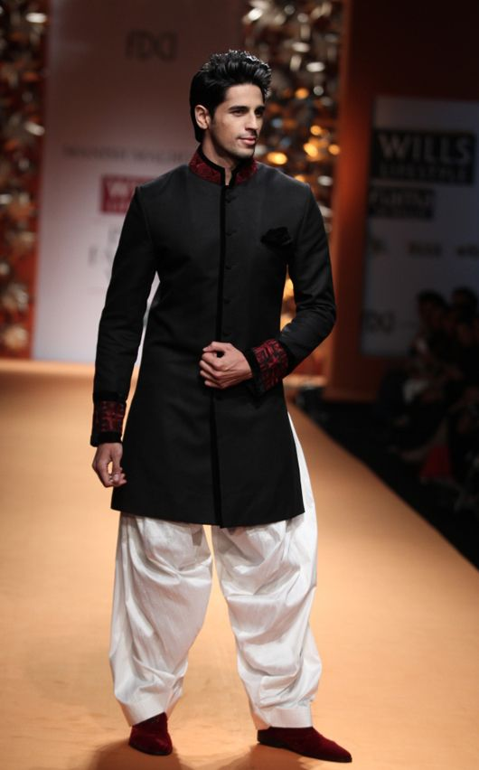 Jodhpuri Suits Manish Malhotra Actor/Model Siddharth ...