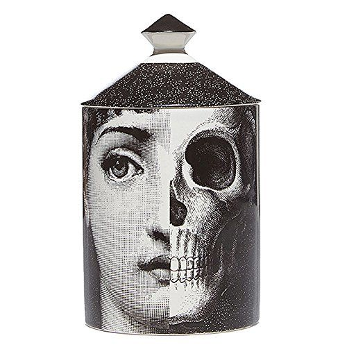 Fornasetti R I P Scented Candle In Ceramic Vessel Fornasetti Fornasetti Candle Handmade Candles Scented Classic Candles