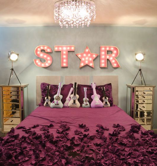 Home Interior Design Ideas Diy: Star Lights, Rock Stars And Home Decor Ideas On Pinterest