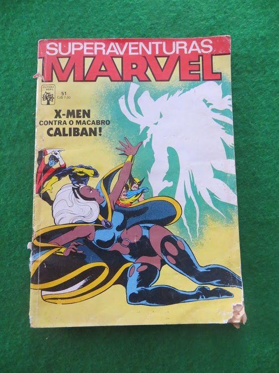 Sonho Antigo: Banda desenhada Super Aventuras Marvel