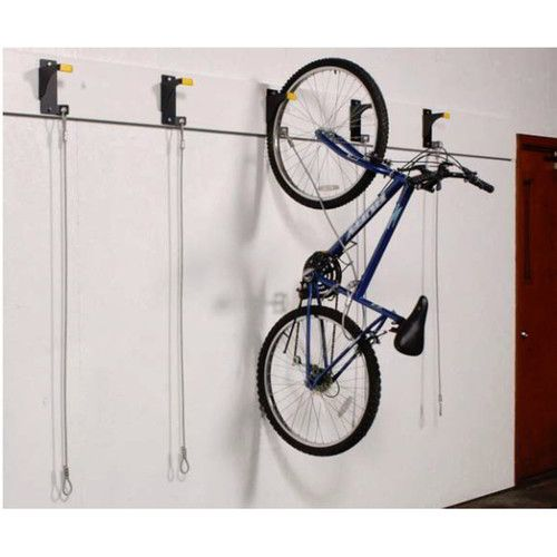 Bicycle Wall Mounted Hooks Hanging Bikes Vertically Brackets