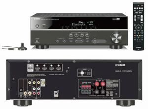 The Best Budget Surround Sound Receivers You Can Buy: Yamaha RX-V381 5.1 Channel…
