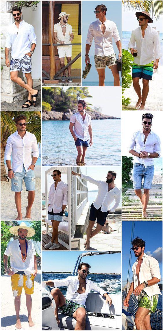 🌴Especial Resortwear: Como usar Camisa branca no verão