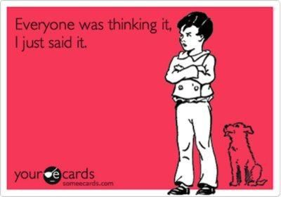 the awkward moment when i try and justify the words that are coming out of my mouth :)