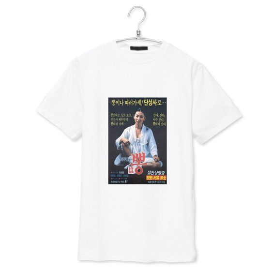Big Bang GD Printing Tshirt