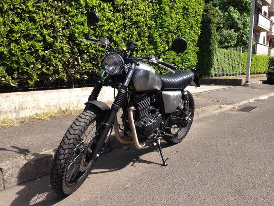 Mash scrambler custom Moto Pinterest Scrambler - tresen f r k che