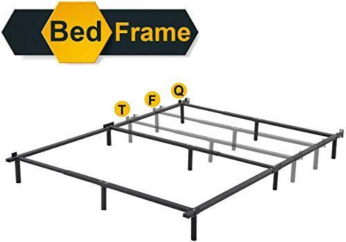 New Queen Bed Frame Metal Platform Bed Frame Queen Size Mattress