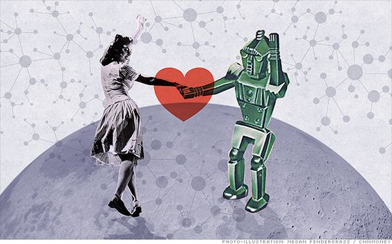 Matchmakers predict the future of love. Do you think that technology will really take over the traditional way of love?