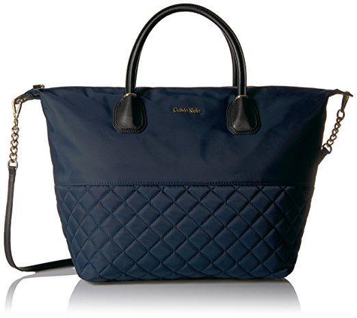 Designer Handbags Womens Tote Bags Zip Tote Calvin Klein Handbags