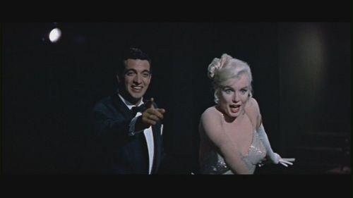 "Marilyn Monroe in ""Let's Make Love"" - marilyn-monroe Screencap"