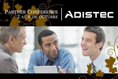 No te pierdas nuestra cobertura del evento http://adistecpc.com/
