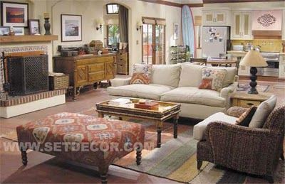 Set Design Two And A Half Men Music Movies Tv