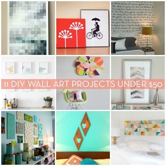 art projects wall art and diy design on pinterest