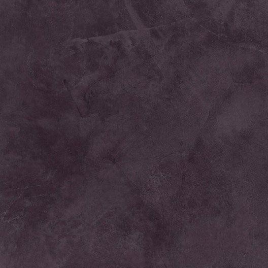 Peinture effet loft b ton cir les decoratives violet for Peinture effet beton cire