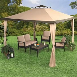 Gazebo For Your Summer Days Of Bliss. Which One Grabs Your Vote?