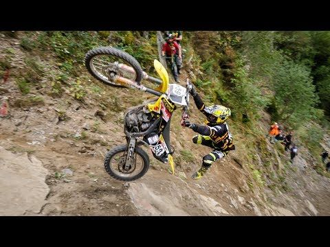 Impossible Climb Andler 2019 Dirt Bike Graveyard Hill Climb