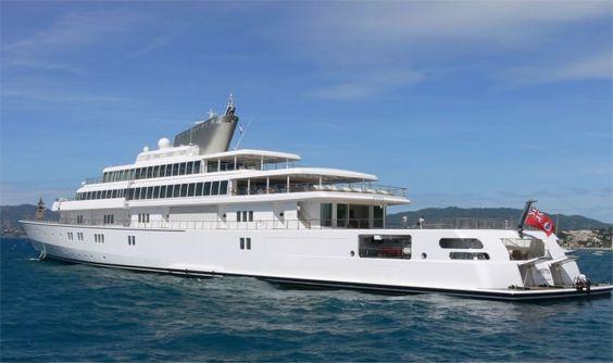 rising sun yacht | ... Charme vereint mit elegantem Luxus: Die Rising Sun - teureyacht.de