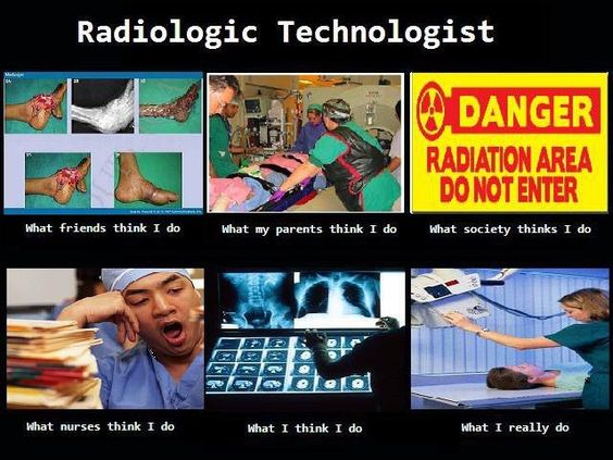 What we really do!!! Radiology techs!! | Future career ...
