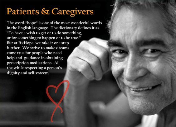 Patient Assistance Programs - Patients, Caregivers and Patient Advocates