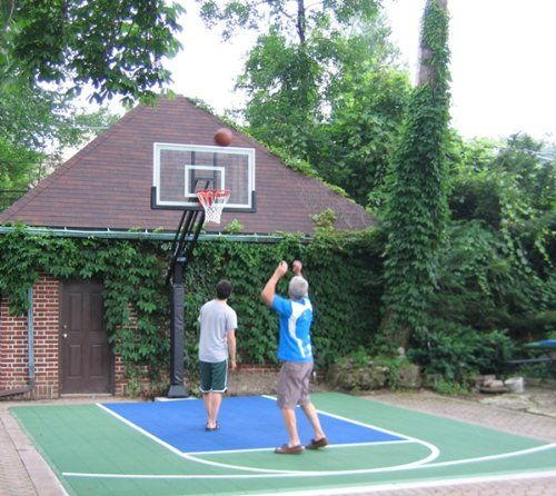 Pro Dunk Gold Best-Selling Driveway Basketball Goal Hoop with a