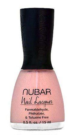 NUBAR NAIL LACQUER G165 MAGICAL PEACH