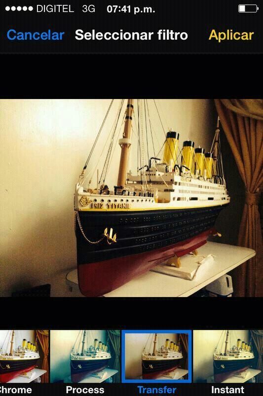 Barco de madera 18