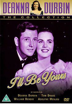 Deanna Durbin, Tom Drake-I ll Be Yours  DVD NEW
