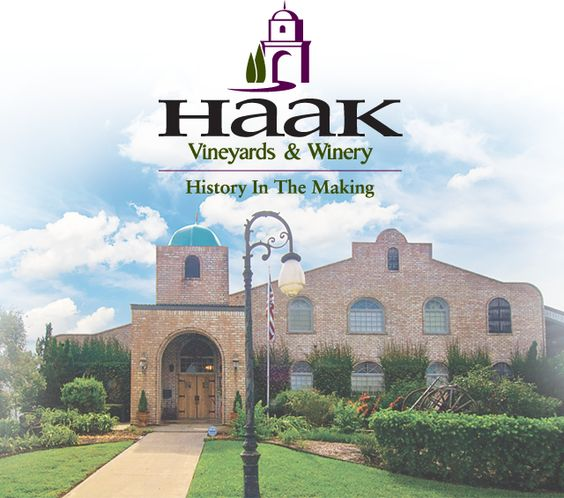 Home – Haak Vineyards & Winery | History In The Making