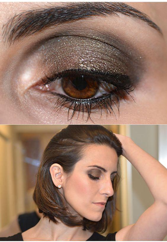 Testando | sombra Caviar Stick Eye Colour de Laura Mercier