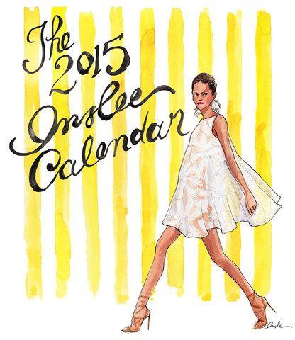 2015 Inslee Calendar
