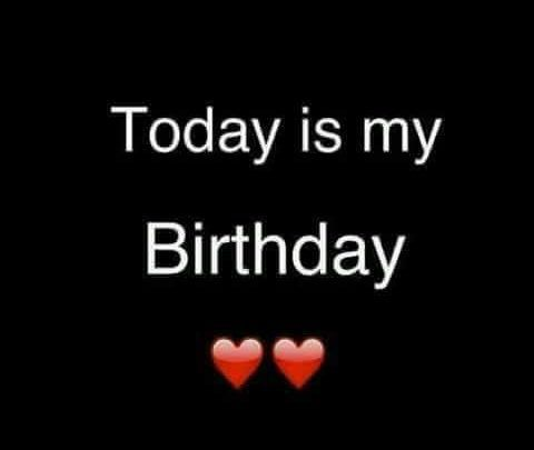 شعر عيد ميلاد للحبيبة والصديق شعر راقي جدا Today Is My Birthday Its My Birthday
