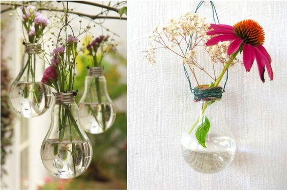 DIY Lovely Hanging Vases | FaveCrafts.com