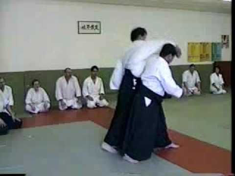 Some unusual Aikido techniques - YouTube