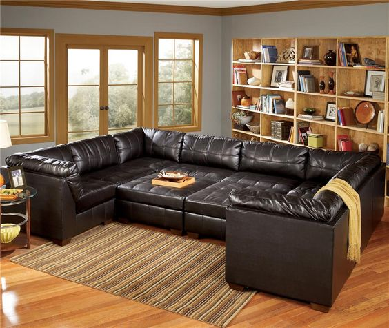 Couch twin cities and sofas on pinterest for Ashley san marco chaise