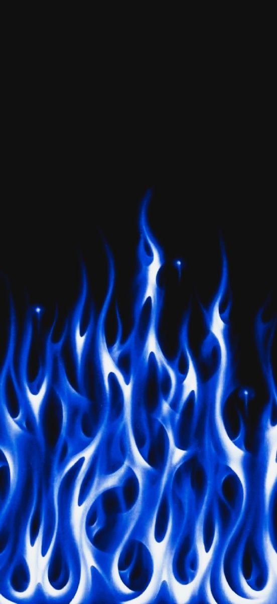 Blue Flames Wallpaper Blue Flames Wallpaper Blue