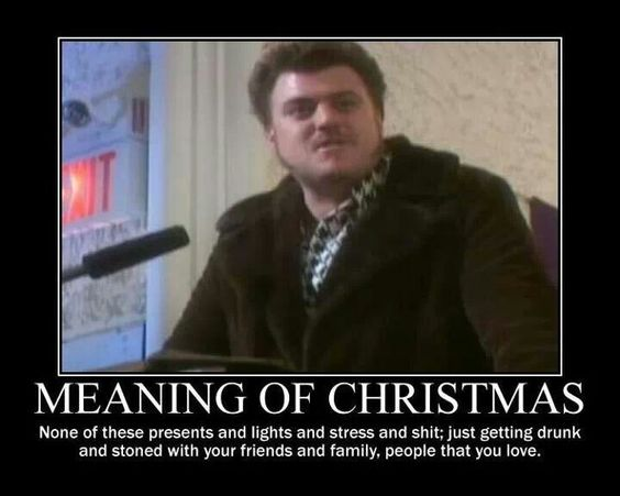 Whats your definition of christmas?