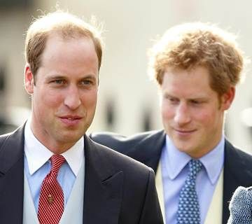 The younger British royals, Princes Harry and William, are  expected to be at a Memphis, Tenn., wedding this weekend.